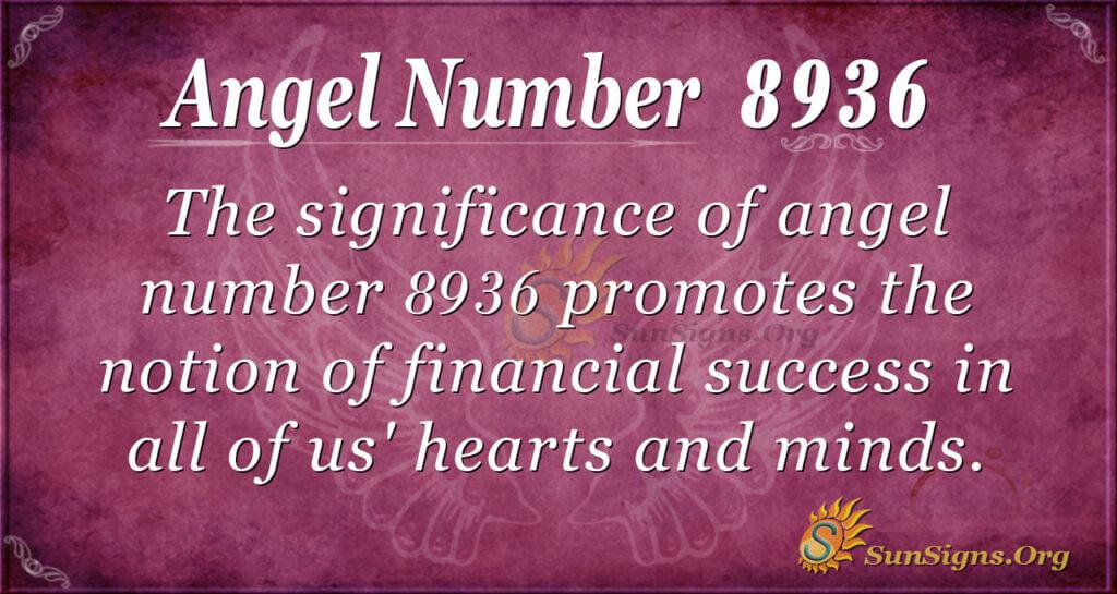 8936 angel number
