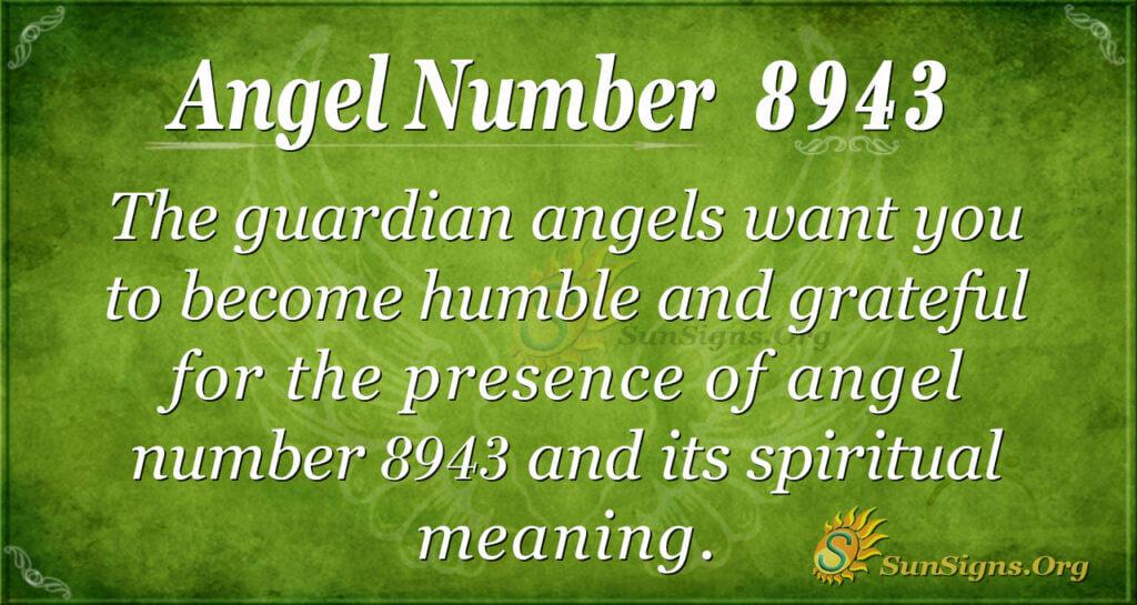 8943 angel number