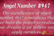 8947 angel number