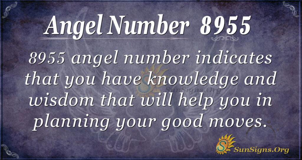 8955 angel number