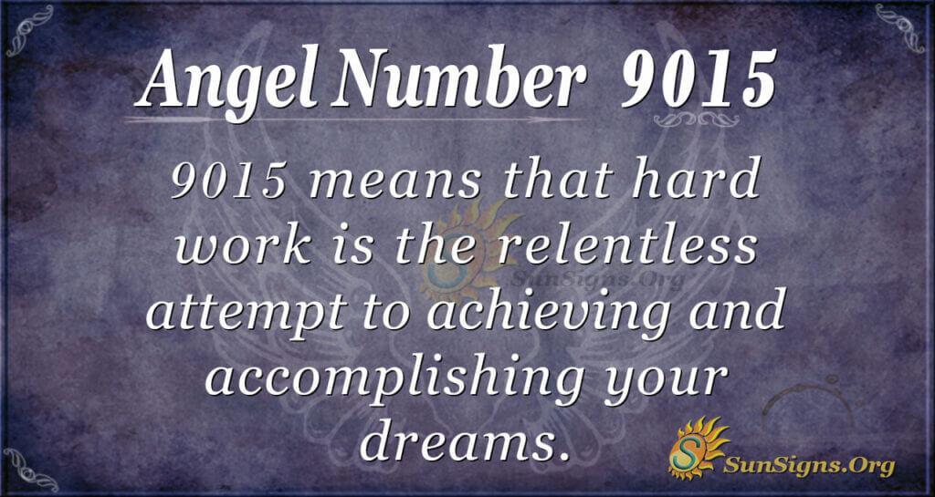 9015 angel number