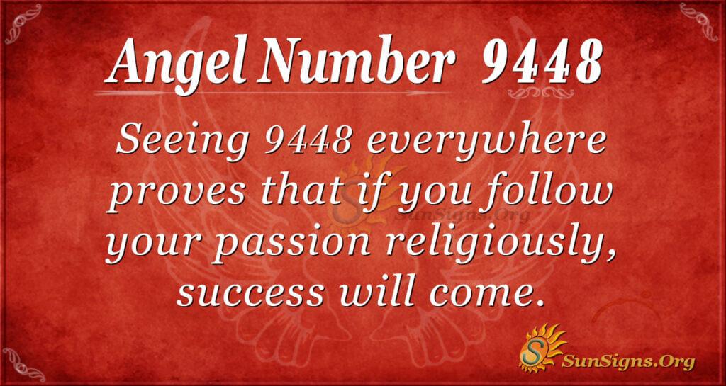 9448 angel number