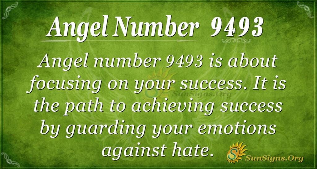 9493 angel number