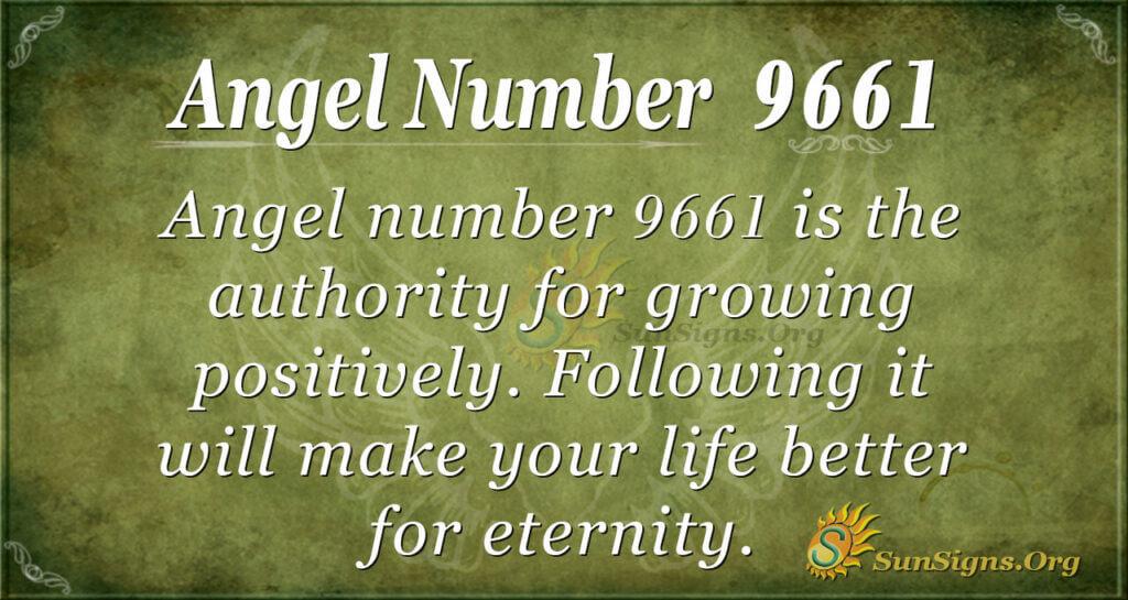 9661 angel number