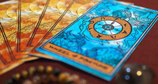 tarot chakra spread