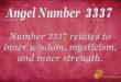 3337 angel number