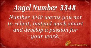 3348 angel number