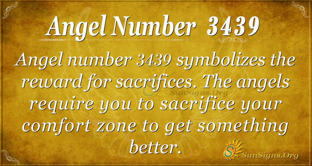 3439 angel number