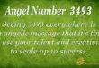 3493 angel number