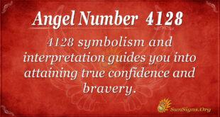 4128 angel number