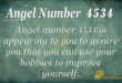 4534 angel number