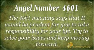 4601 angel number