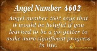 4602 angel number