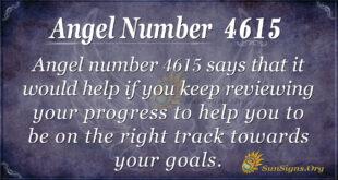 4615 angel number