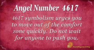 4617 angel number