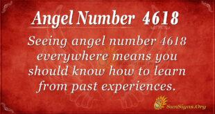 4618 angel number