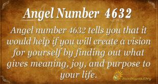 4632 angel number
