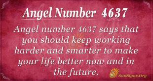 4637 angel number