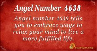 4638 angel number