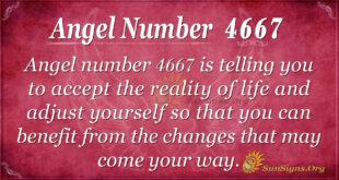 4667 angel number