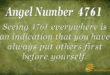 4761 angel number