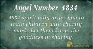 4834 angel number