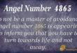 4865 angel number