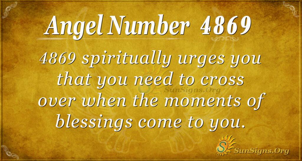 4869 angel number