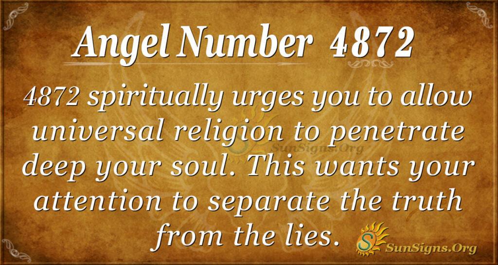 4872 angel number