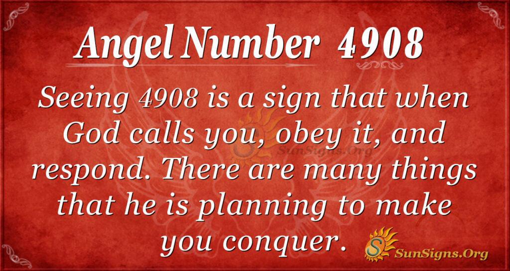4908 angel number