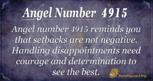 4915 angel number