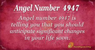 4947 angel number