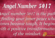 5017 angel number