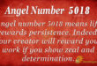5018 angel number