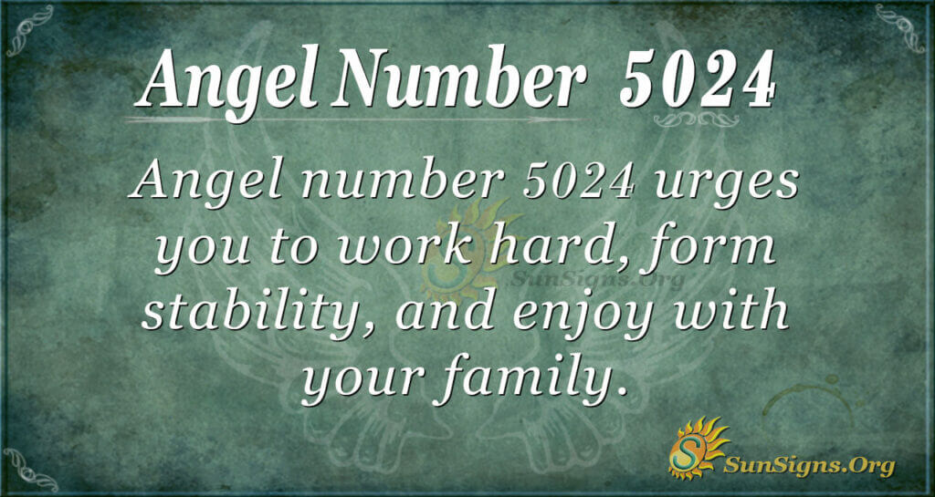 5024 angel number
