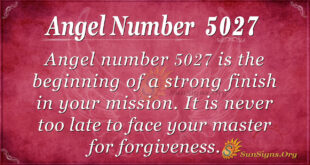 5027 angel number