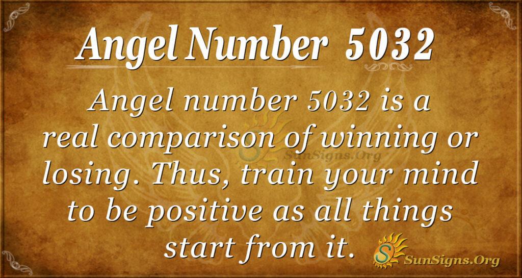 5032 angel number
