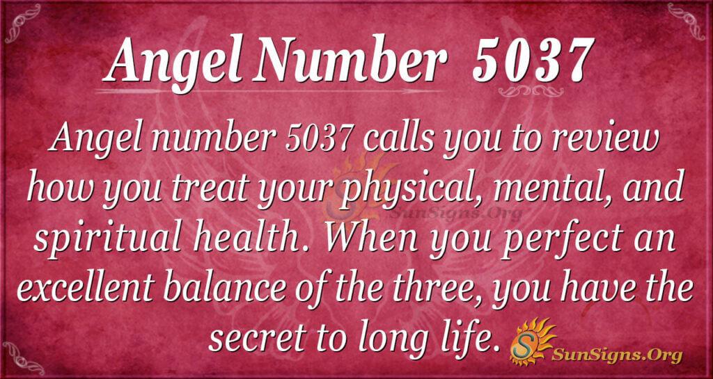 5037 angel number