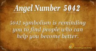 5042 angel number