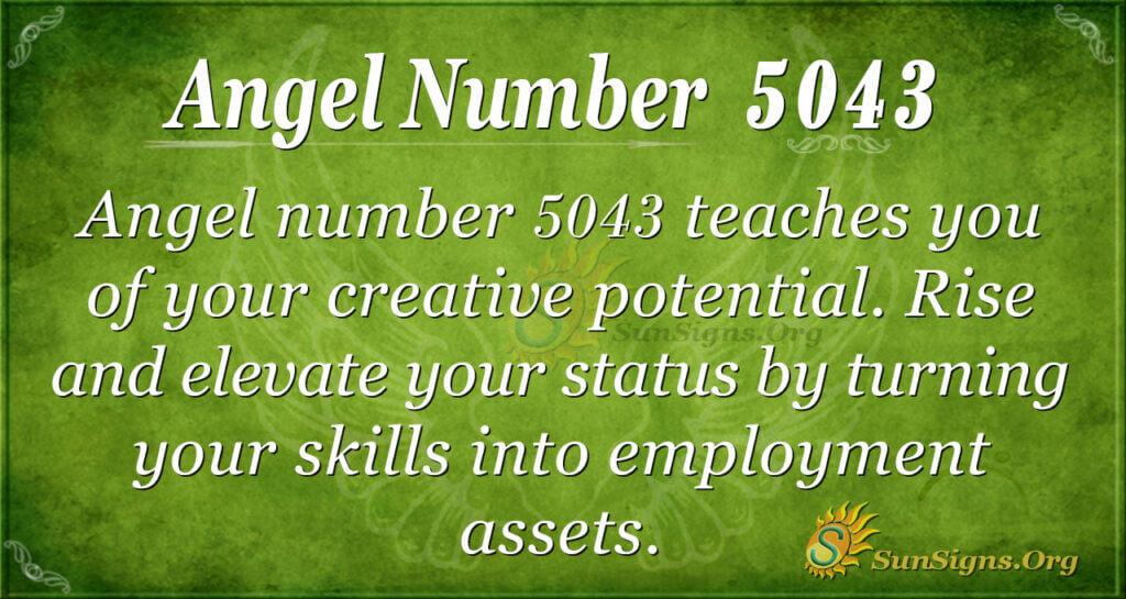 5043 angel number