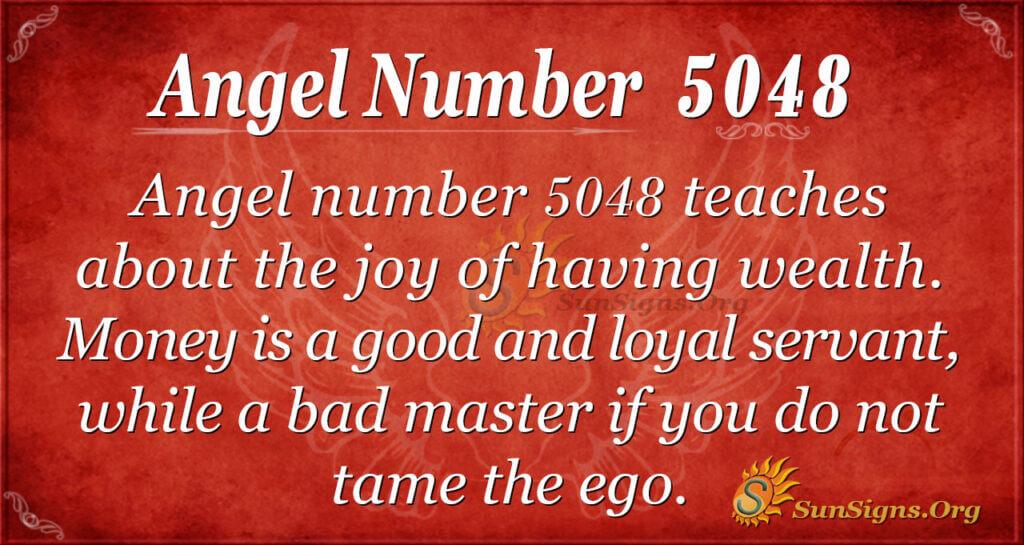 5048 angel number