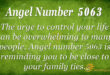 5063 angel number