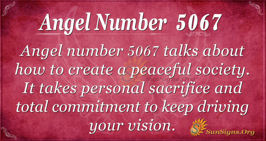 5067 angel number