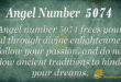 5074 angel number