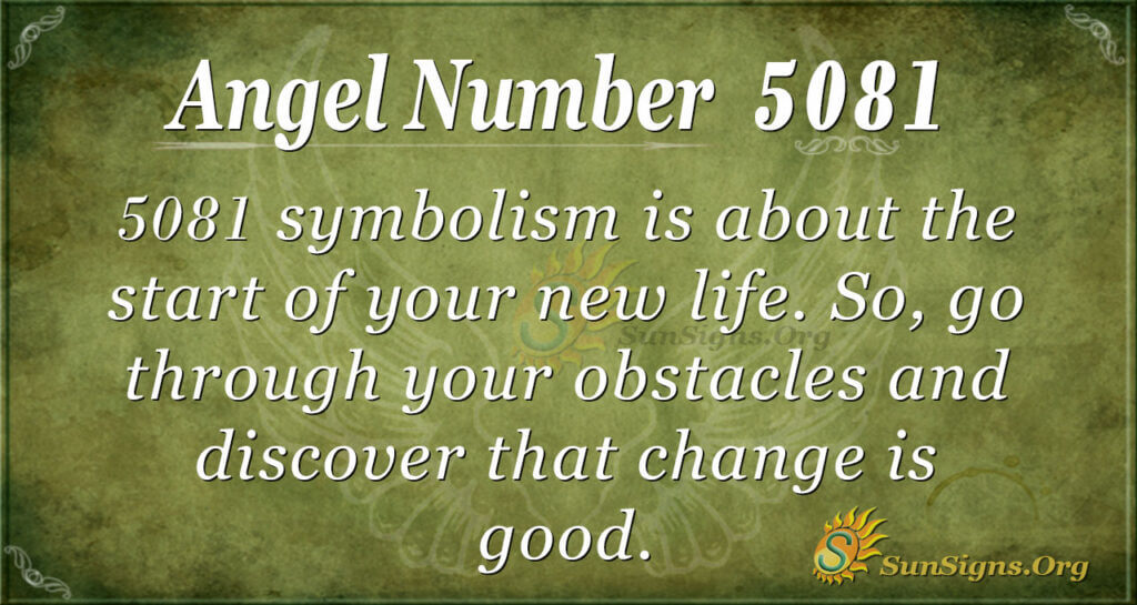 5081 angel number