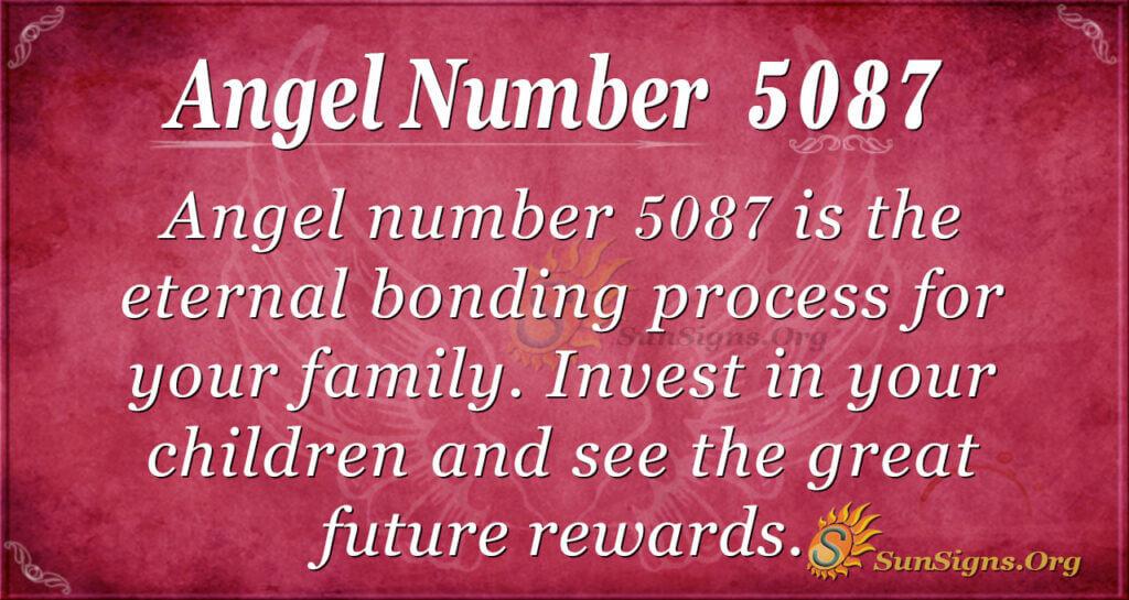 5087 angel number