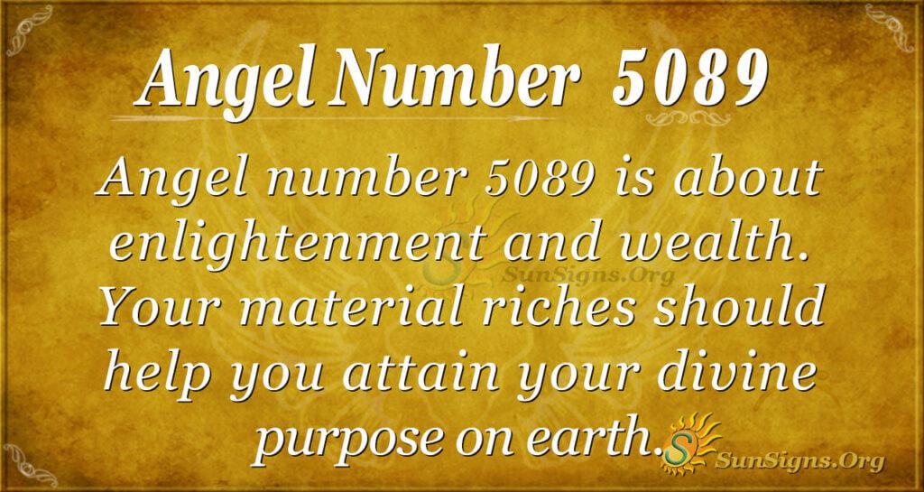 5089 angel number