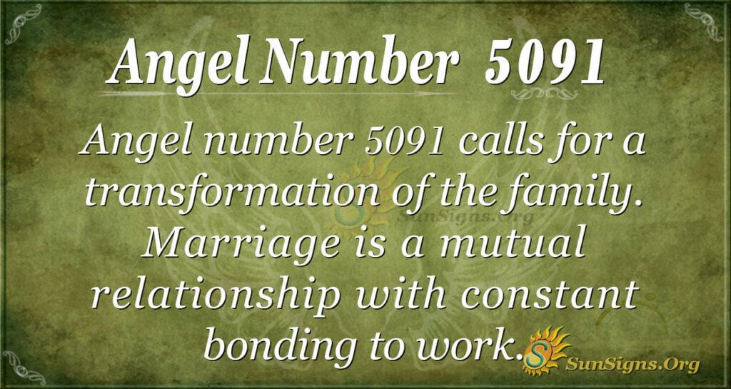 5091 angel number
