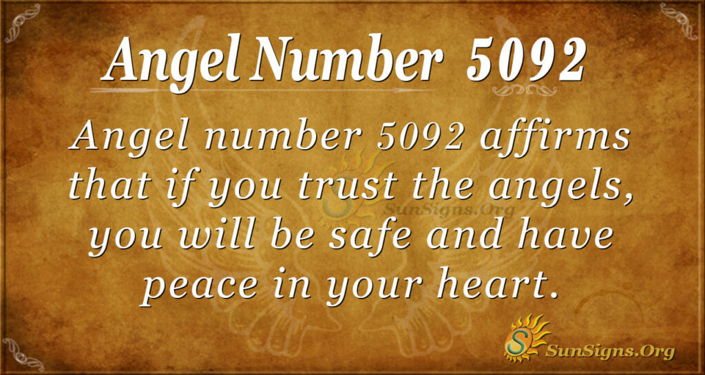 5092 angel number