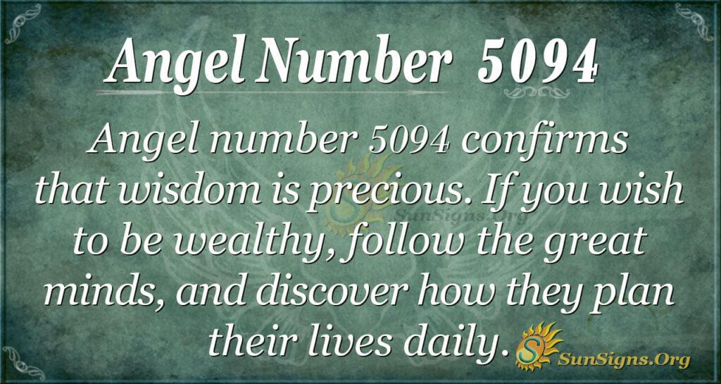 5094 angel number